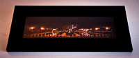 "IMAGE: Night Out on the Town | 5"" x 15"" 